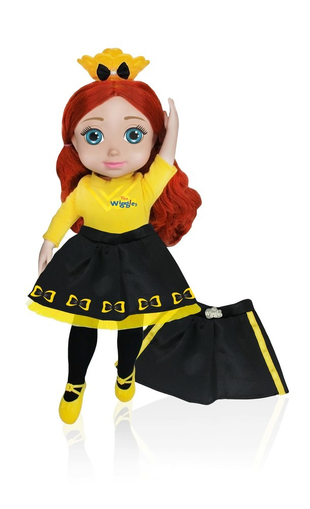 "The Wiggles: Ballerina Emma - 18"" Dancing Doll image"