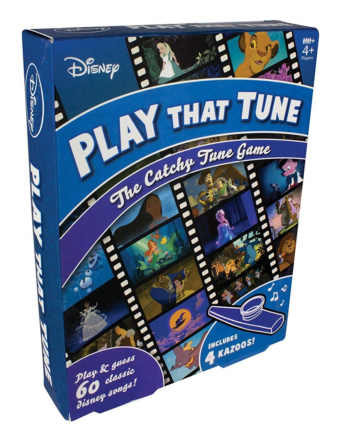 Disney: Play That Tune - Party Game image