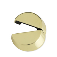 Cutlass: 6-Blade Foil Cutter in Gold