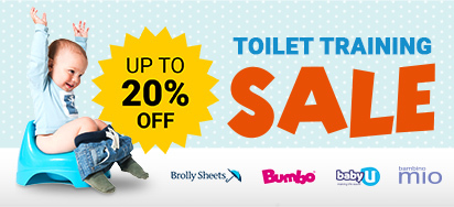 Toilet Training Sale!