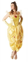 Disney: Princess Belle - Deluxe Costume (Medium)