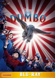 Dumbo (2019) on Blu-ray