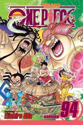 One Piece, Vol. 94 by Eiichiro Oda