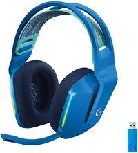 Logitech G733 LIGHTSPEED Wireless RGB Gaming Headset - Blue for PC, PS4