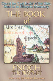Book of Enoch the Prophet by Richard Laurence image