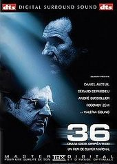 36 Quai Des Orfevres on DVD