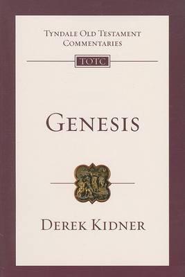 Genesis by Derek Kidner image