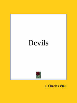 Devils (1904) by J.Charles Wall