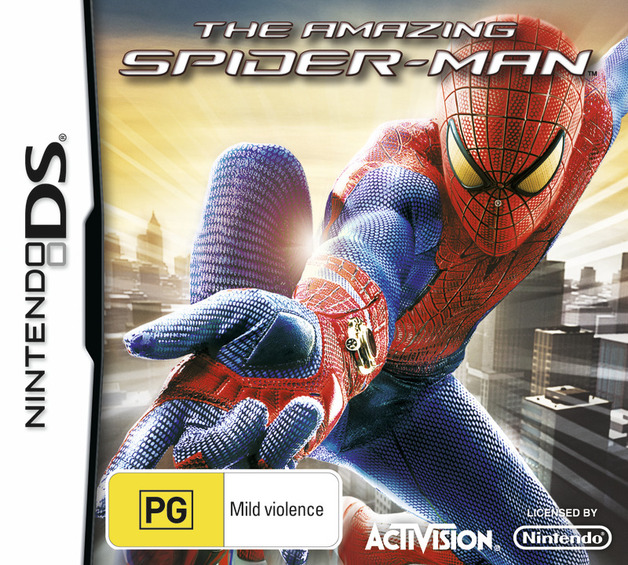 The Amazing Spider-Man for DS
