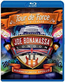 Joe Bonamassa Tour De Force: Live In London - Hammersmith Apollo - Rock N Roll Night on Blu-ray