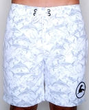 Toddland Seal the Deal Men's Board Shorts (Size 34)