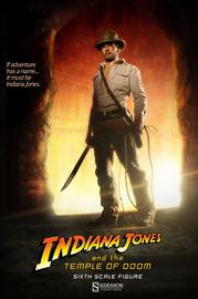 """Indiana Jones - Temple of Doom 12"""" Figure"""
