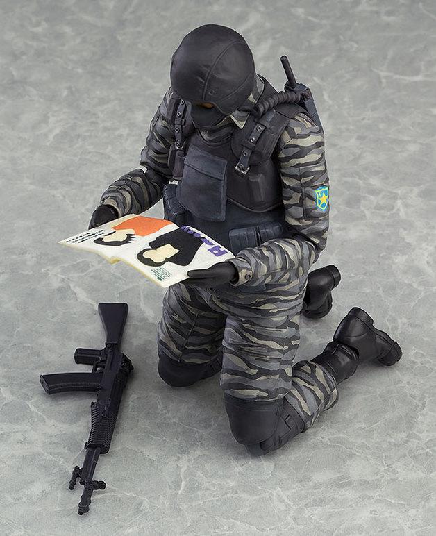 Metal Gear Solid: Gurlukovich Soldier - Figma Figure