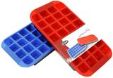Flexible Jumbo Ice Cube Tray - Blue