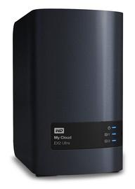 8TB WD My Cloud EX2 Ultra - Personal Cloud Storage