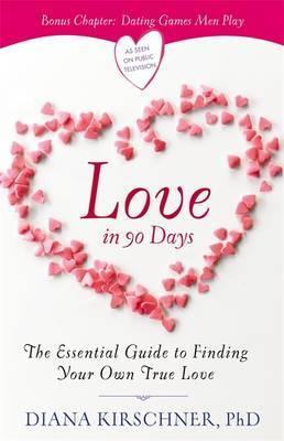 Love In 90 Days by Diana Adile Kirschner image