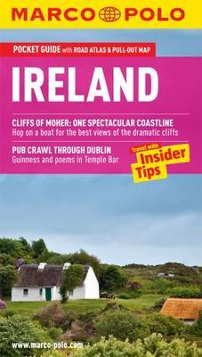 Ireland Marco Polo Pocket Guide by Marco Polo image