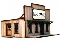 Dead Mans Hand: Land Office