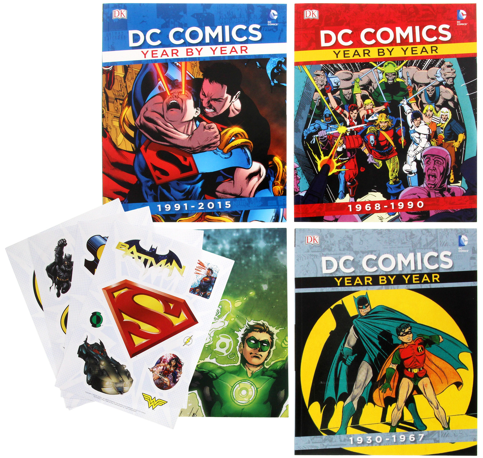 Free Comic Book Day Ultimate Comics: The Ultimate DC Comics Super Hero Collection