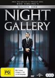 Night Gallery - Season One on DVD