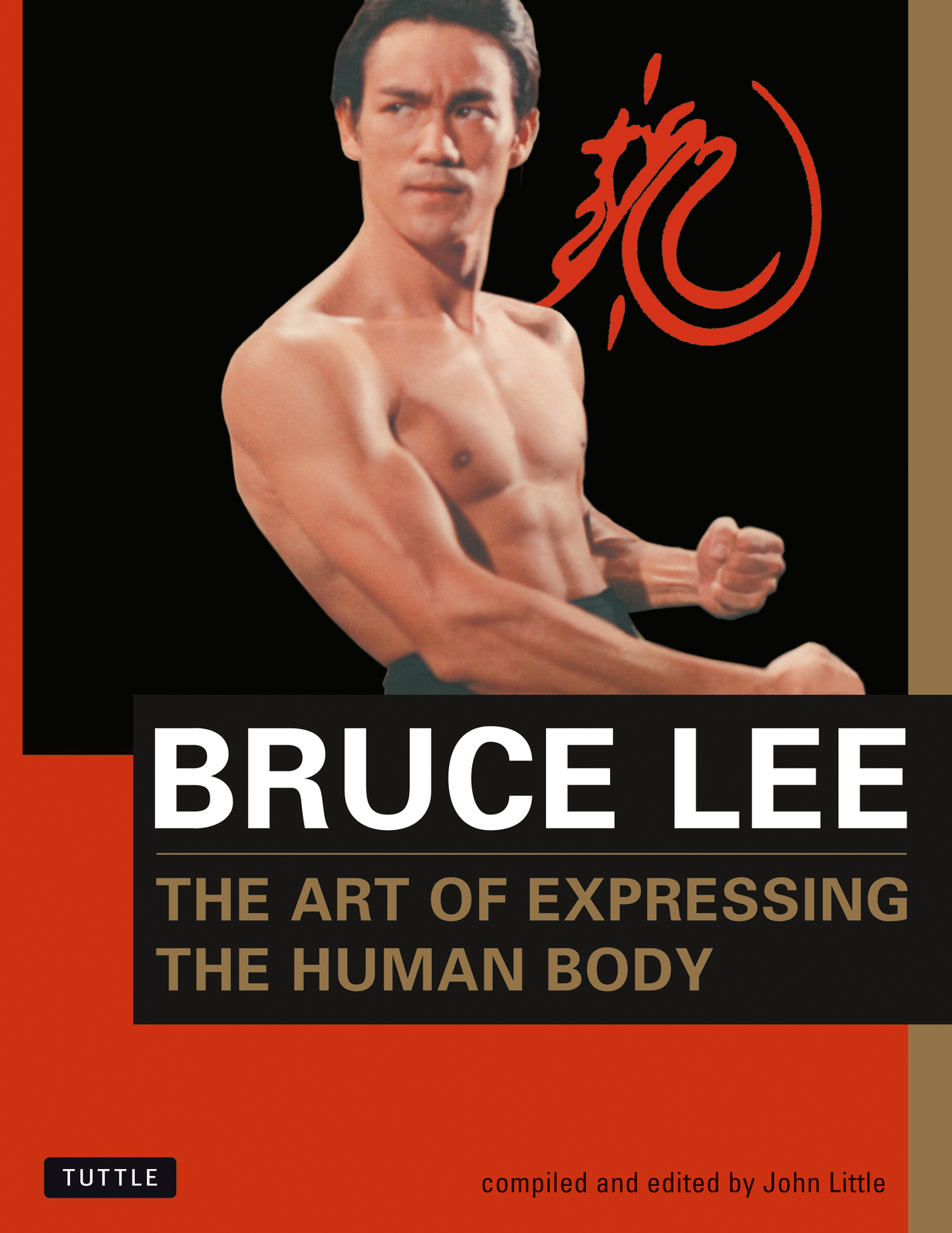 Bruce Lee The Art of Expressing the Human Body by Bruce Lee image