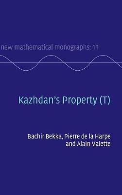 Kazhdan's Property (T) by Bachir Bekka image