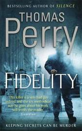 Fidelity by Thomas Perry image