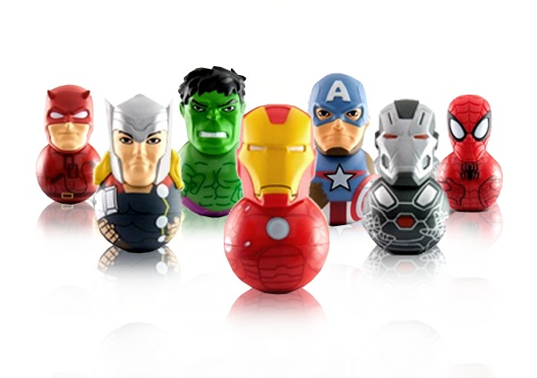 Marvel: Rockerz Series #1 - Mini-Figure (Blind Box) image