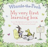 Winnie-the-Pooh My Very First Learning Box by Egmont Publishing UK