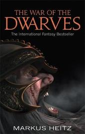 The War of the Dwarves by Markus Heitz image