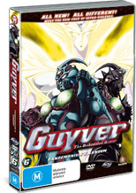 Guyver - The Bioboosted Armor: Vol. 6 - Pandemonium's Ransom on DVD