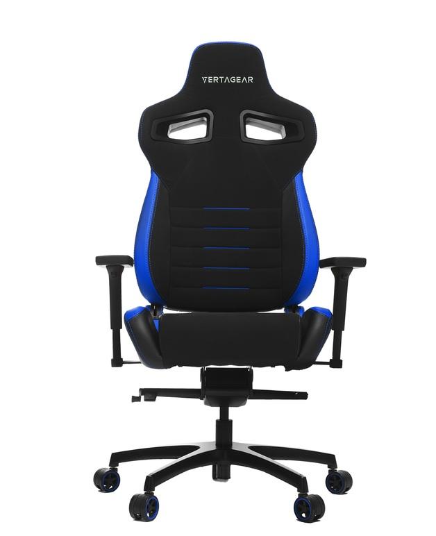 Vertagear Racing Series P-Line PL4500 Ergonomic Gaming Chair - Black/Blue for