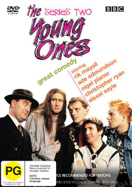 The Young Ones - Series 2 on DVD