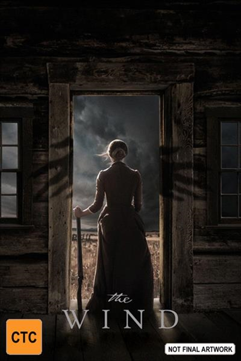 The Wind on DVD image