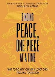 Finding Peace, One Piece at a Time by Rachel Blythe Kodanaz image
