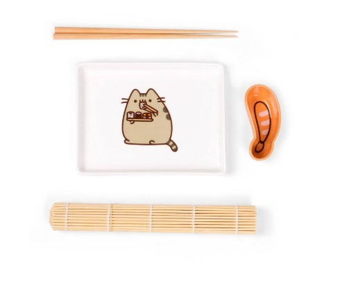 Pusheen: Sushi Set