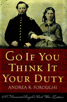 Go If You Think it Your Duty by Andrea R. Foroughi image