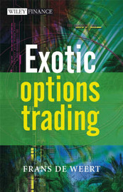 Exotic Options Trading by Frans De Weert image