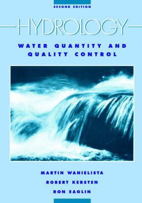 Hydrology by Martin P. Wanielista image
