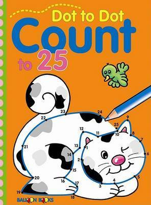 Dot to Dot Count to 25