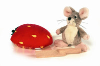 Little Mouse Plush Toy by Child's Play