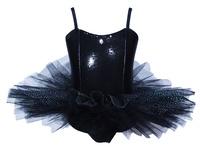 Pink Poppy: My Ballet Tutu Dress (Size 5/6) - Black