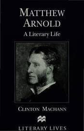 Matthew Arnold by C. Machann image