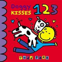 Doggy Kisses 123 by Todd Parr