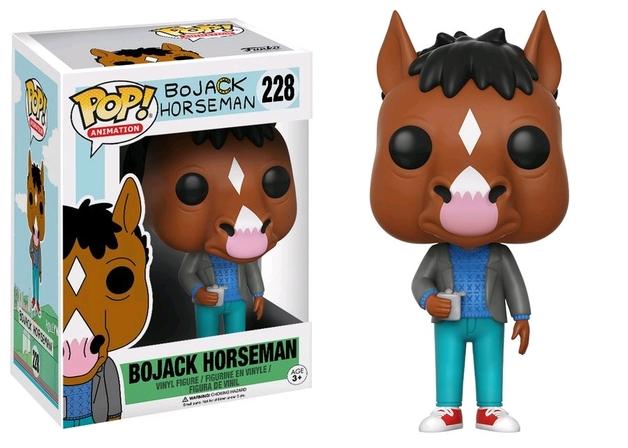 BoJack Horseman - Pop! Vinyl Figure
