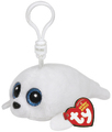 Ty Beanie Boos: Icy Seal - Clip On Plush