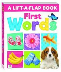 First Words Lift-a-Flap