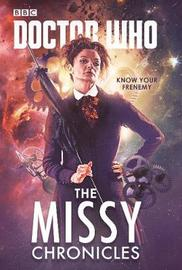 Doctor Who: The Missy Chronicles by Cavan Scott image
