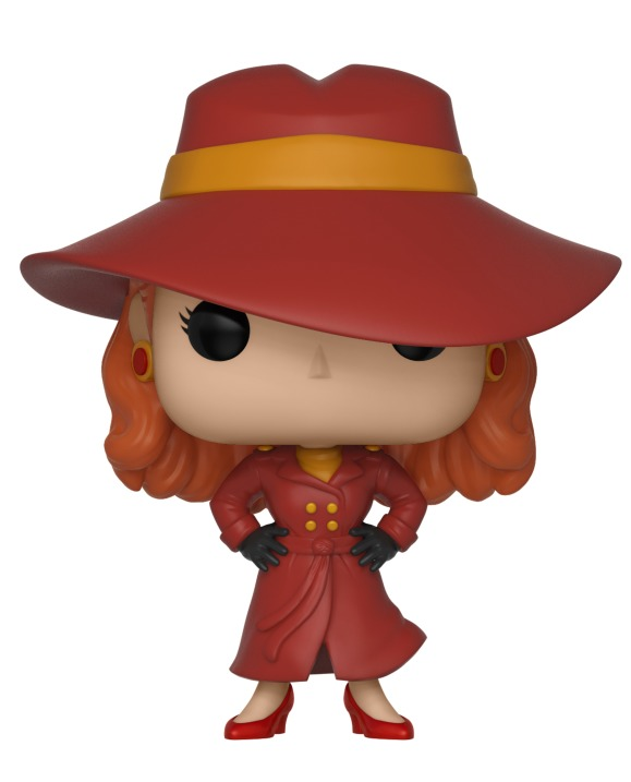Carmen Sandiego - Pop! Vinyl Figure image