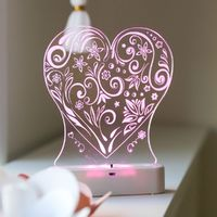 Aloka: Night Light - Love Heart